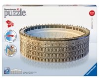 Puzzle 3D 216 Ravensburger 125784 Colosseum