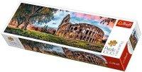 Puzzle 1000 Trefl 29030 Panorama - Koloseum o Poranku