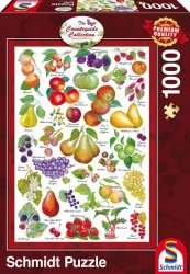 Puzzle 1000 Schmidt 59569 Countryside Art - Owoce