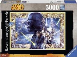 Puzzle 5000 Ravensburger 174317 Star Wars