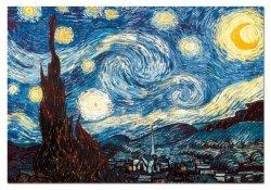 Puzzle 1500 Ravensburger 162079 Van Gogh - Gwiaździsta Noc