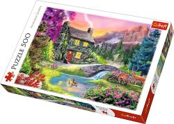 Puzzle 500 Trefl 37325 Górska Sielanka