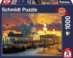 Puzzle 1000 Schmidt 58322 Bazylika Santa Maria della Salute w Wenecji