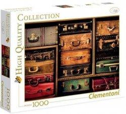 Puzzle 1000 Clementoni 39423 Walizki
