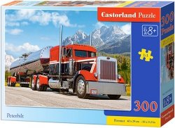 Puzzle 300 Castorland B-030033 Samochód Ciężarowy - Peterbilt
