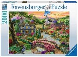 Puzzle 2000 Ravensburger 167036 Cudowna Kraina