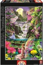 Puzzle 500 Educa 15515 Wodospad Wróżek
