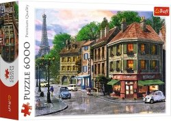 Puzzle 6000 Trefl 65001 Paryż - Francja