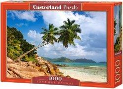 Puzzle 1000 Castorland C-103713 Plaża - Seszele