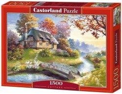 Puzzle 1500 Castorland C-150359 Cottage