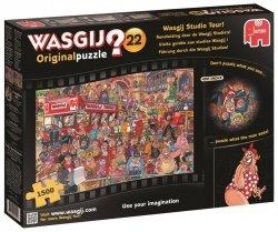 Puzzle 1500 Jumbo 19101 Studio na Wycieczce - Wasgij 22