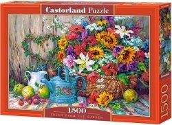Puzzle 1500 Castorland C-151684 Słoneczniki i inne Kwiaty