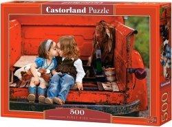 Puzzle 500 Castorland B-52523 Pierwszy Pocałunek
