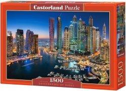 Puzzle 1500 Castorland C-151813 Dubaj