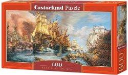 Puzzle 600 Castorland B-060252 Bitwa na Morzu
