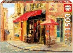 Puzzle 1500 Educa 17123 Hillside Cafe - Haixia Liu