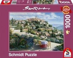 Puzzle 1000 Schmidt 59483 Sam Park - Paul de Vence
