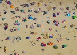 Puzzle 1000 Piatnik P-5412 Plaża