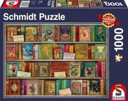 Puzzle 1000 Schmidt 58315 Domowa Biblioteka