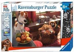 Puzzle 300 Ravensburger 136742 Sekretne Życie Zwierzaków
