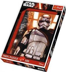 Puzzle 500 Trefl 37237 Star Wars - Szturmowiec Imperium