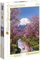 Puzzle 1000 Clementoni 39418 Widok na Fudżi