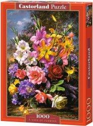 Puzzle 1000 Castorland C-103607 Kwiaty - Bukiet