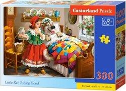 Puzzle 300 Castorland B-030118 Czerwony Kapturek