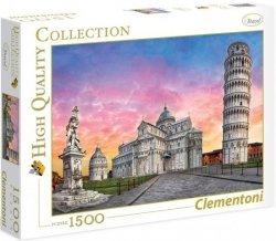 Puzzle 1500 Clementoni 31674 Krzywa Wieża w Pizie