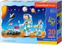 Puzzle 20 Maxi Castorland C-02344 Kosmos