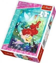 Puzzle 60 Trefl 17283 Arielka