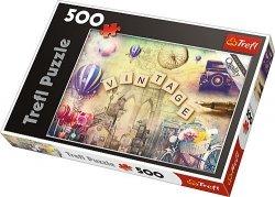 Puzzle 500 Trefl 37240 Vintage
