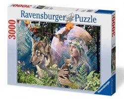 Puzzle 3000 Ravensburger 170333 Pani Lasu