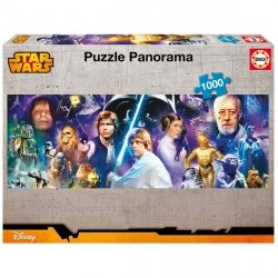 Puzzle 1000 Educa 16299 Star Wars - Panorama