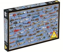 Puzzle 1000 Piatnik P-5380 Dogfight
