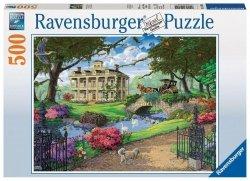 Puzzle 500 Ravensburger 146901 Rezydencja