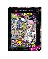Puzzle 1000 Heye 29642 Tokidoki - Street Festival