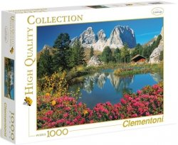 Puzzle 1000 Clementoni 39273 Passo Pordoi