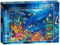 Puzzle 1000 Ravensburger 196562 Królestwo Posejdona