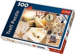 Puzzle 500 Trefl 37239 Witamy na Pokładzie
