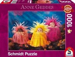Puzzle 1000 Schmidt  59361 Anne Geddes - Małe Skarby Morskie