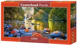 Puzzle 600 Castorland B-060191 Jesienne Liście