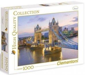 Puzzle 1000 Clementoni 39022 Tower Bridge