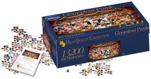 Puzzle 13200 Clementoni 38010 Disney Orkiestra
