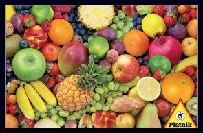 Puzzle 1000 Piatnik P-5370 Owoce