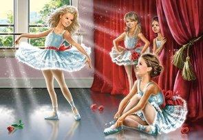 Puzzle 120 Castorland B-13036 Ballet Class
