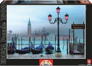 Puzzle 1500 Educa 16002 Venecia - Późnym Popołudniem