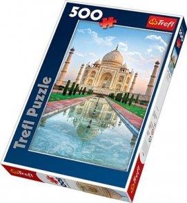 Puzzle 500 Trefl 37164 Taj Mahal