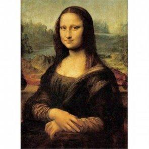Puzzle 1000 Ravensburger 152964 Da Vinci - Mona Lisa