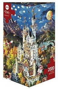 Puzzle 2000 Heye 29700 Bawaria - Michael Ryba